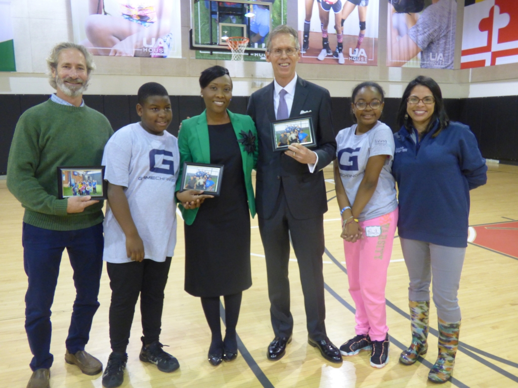 Living Classrooms | Living Classrooms Foundation and Morgan Stanley