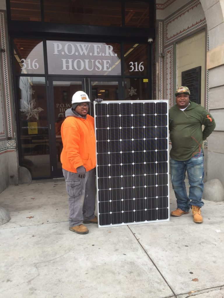 POWER House Becomes Resiliency Center