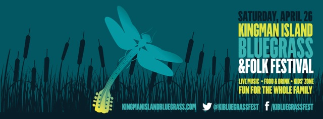 Kingman Island Bluegrass and Folk Festival presented by Whole Foods Market
