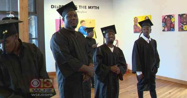 Fresh Start Program Gives At-Risk City Youth Shot At Graduation, Employment