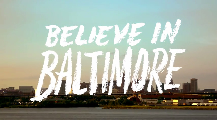 Students, musicians compose 'Believe in Baltimore' song