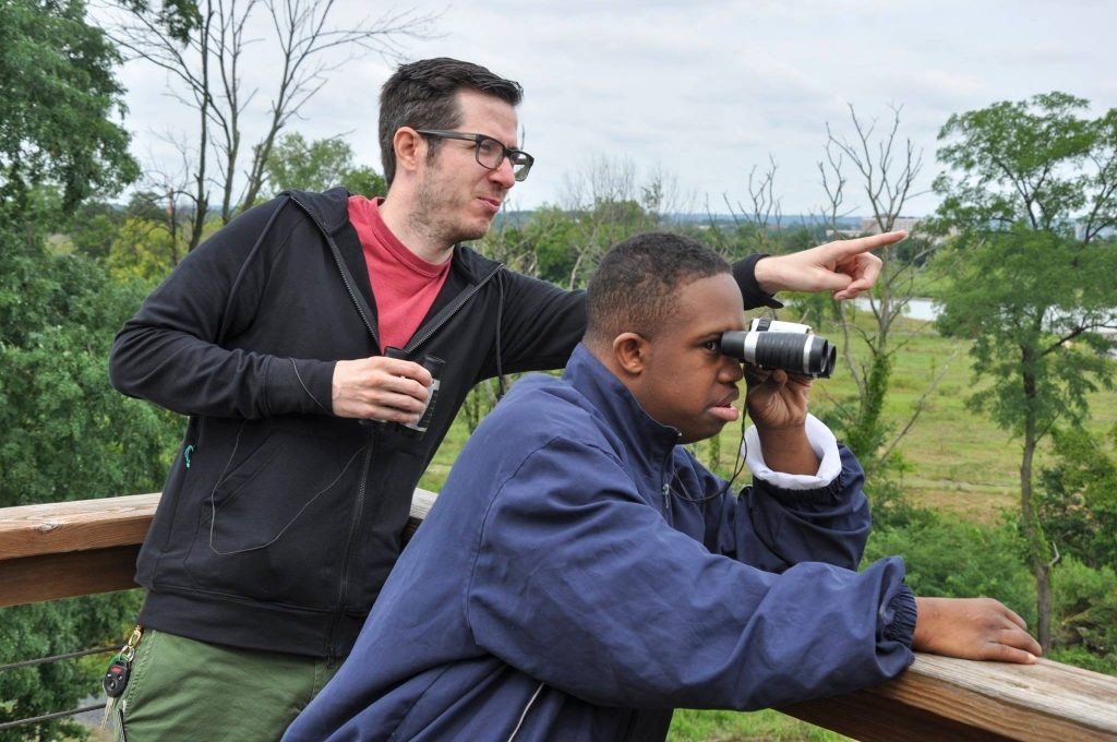 Bay Buddies Invites Special Needs Students to Explore Baltimore
