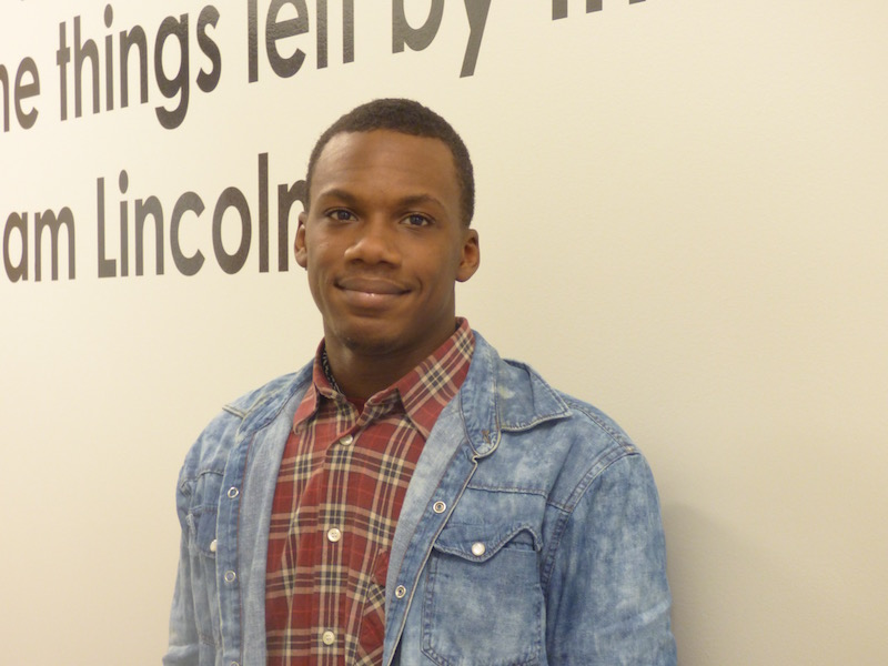 Meet DeShawn: A Success Story from our Workforce Development Program in the Target Investment Zone