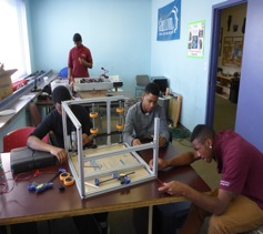 Living Classrooms Fresh Start students to participate in FIRST Robotics Competition