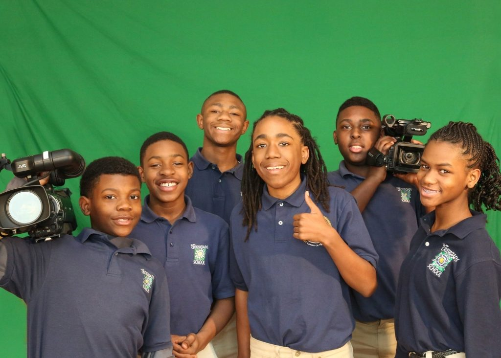 Crossroads Students Showcase Project on WEAA