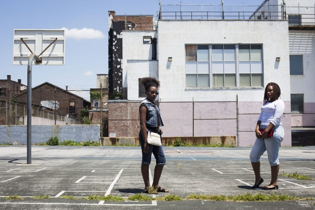 The Baltimore riots, as seen through the eyes of school-aged musicians