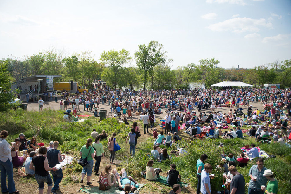 Rekindle your love for bluegrass music at the city's largest all-local music festival.