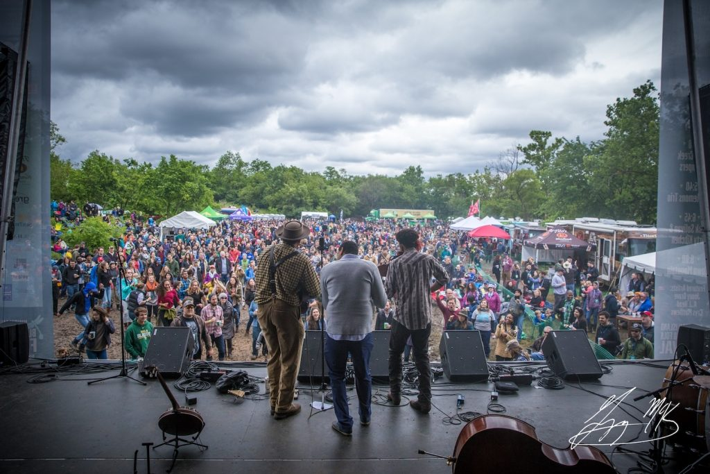 Living Classrooms' 9th Annual Kingman Island Bluegrass & Folk Festival Benefiting Disadvantaged Youth