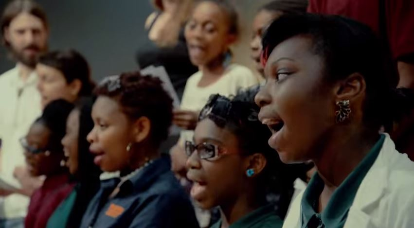 Mayor Honors 'Believe In Baltimore' Singers