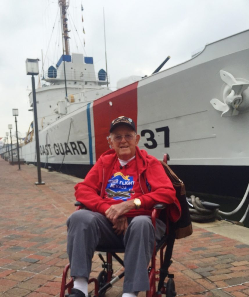 Pearl Harbor Veteran Returns to USCGC TANEY for the First Time in 70 Years
