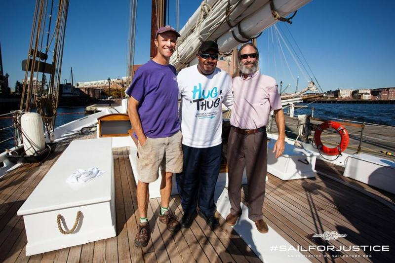 Shipboard Program Inspires Former Student's Dream to be the First African American to Sail Solo Non-Stop Around the World