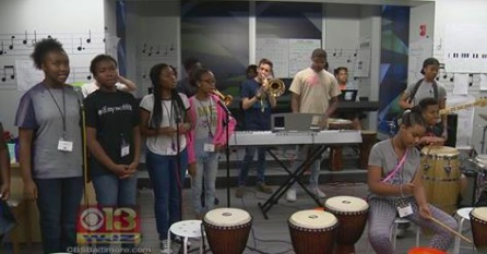 'Pac Meets Bach' Giving Students Chance To Create, Learn About Music