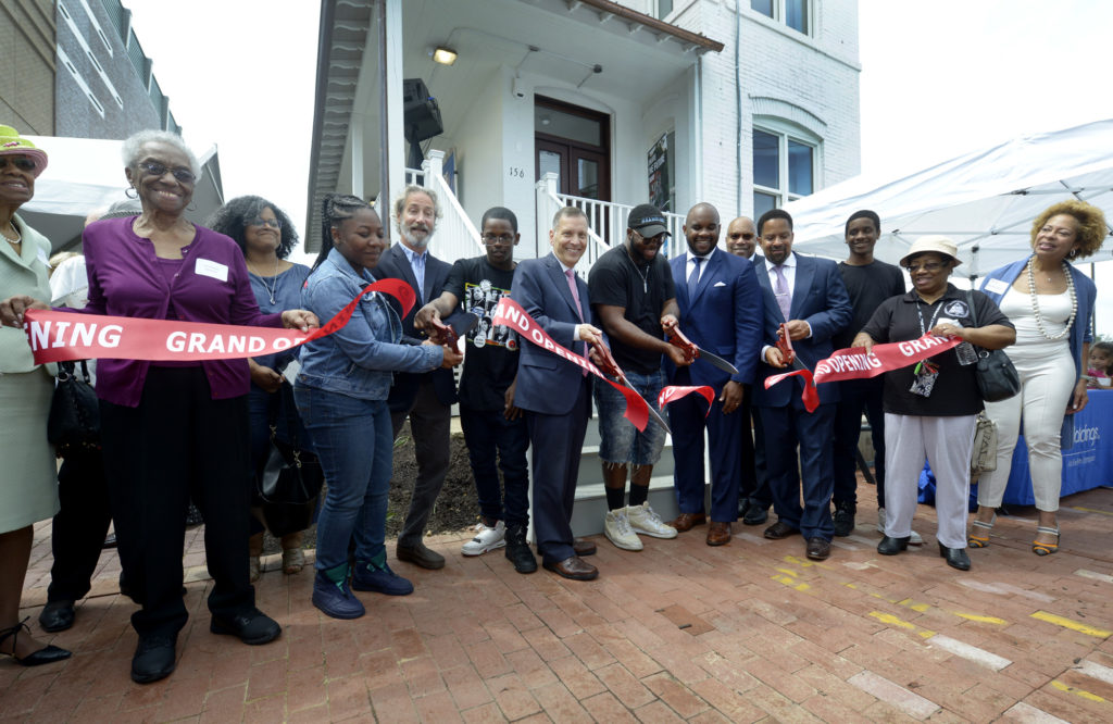Pepco, Living Classrooms Celebrate Juneteenth at Ward 6 Community Center Opening