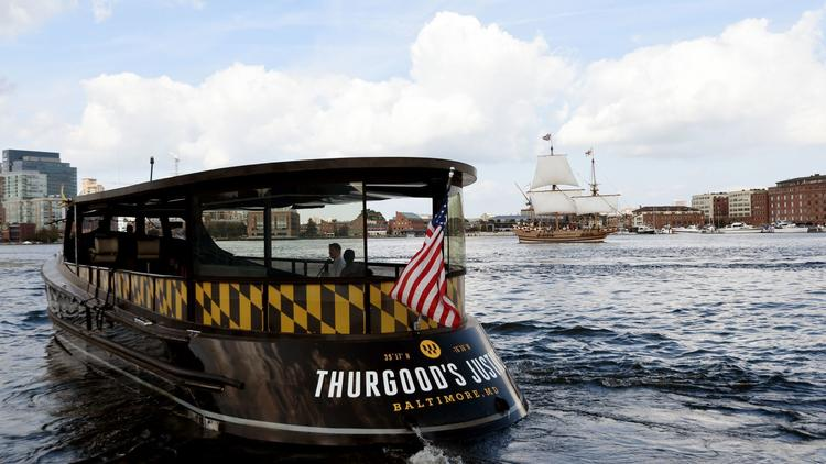New Water Taxi terminal coming to Inner Harbor