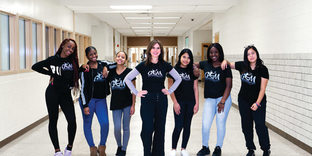 Girls' Empowerment Mission Provides Students Foundation for Success