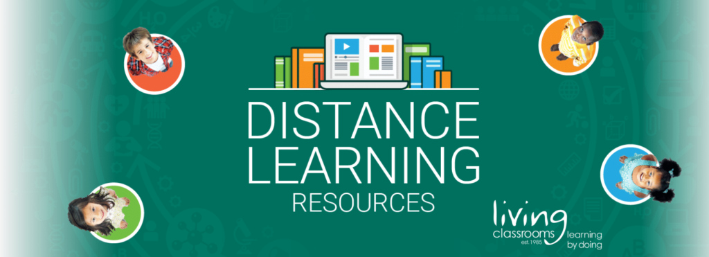 Living Classrooms' Distance Learning Library