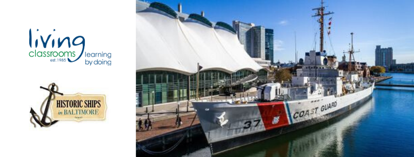 Commitment to Removing National Symbols of Racism and Educating Youth about our Nation's History Leads Living Classrooms Foundation to Remove Roger B. Taney's Racist Legacy from Former Coast Guard Cutter in Baltimore
