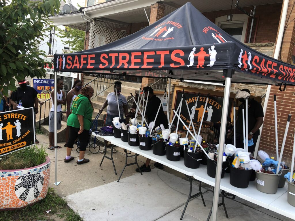 Safe Streets Belair-Edison Continues Weekly Community Events