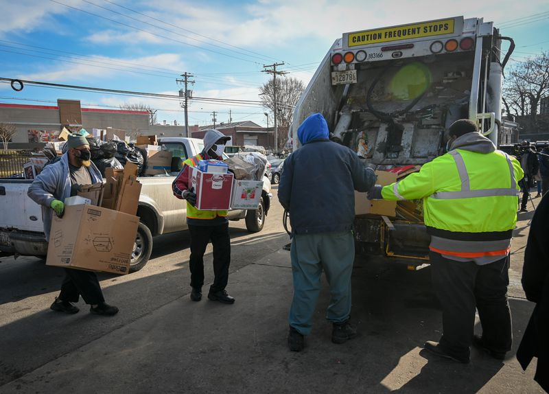Baltimore to spend up to $7 million to restart recycling service next week