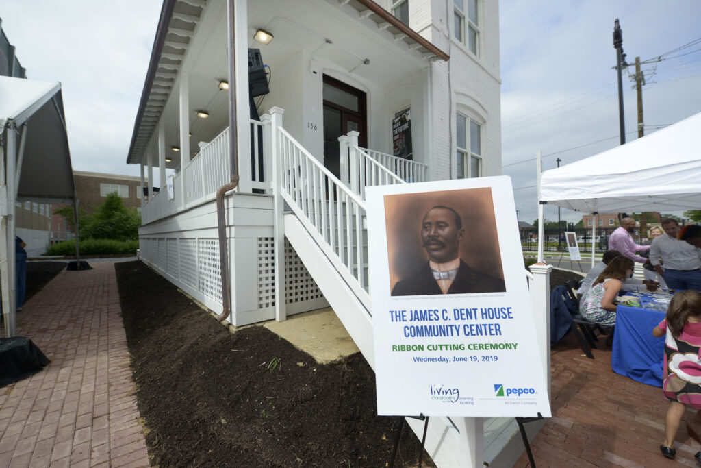 Black History Month Tribute to James C. Dent and the History of The Dent House Neighborhood