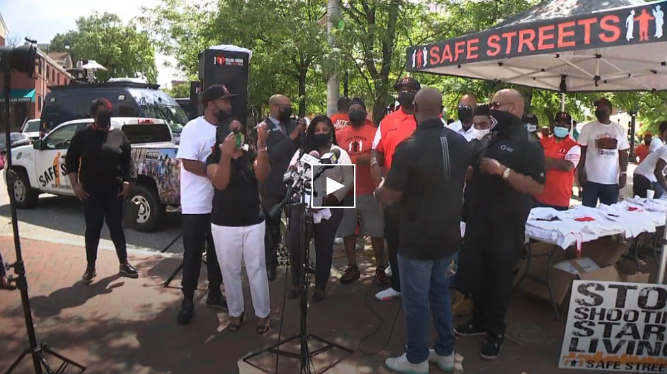 """After murder of Safe Streets leader, the group announces """"Safe Summer 2021"""" initiative"""